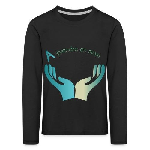 Association A prendre en Main - T-shirt manches longues Premium Enfant