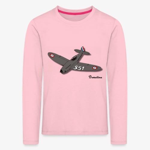 D551 - T-shirt manches longues Premium Enfant