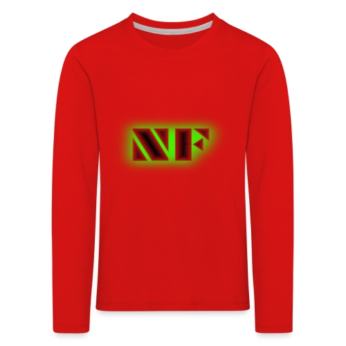 My Logo - Premium langermet T-skjorte for barn