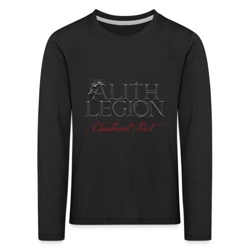 Alith Legion Logo Dragon Ebonheart Pact - Kids' Premium Longsleeve Shirt