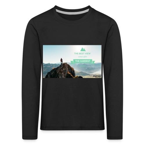 fbdjfgjf - Kids' Premium Longsleeve Shirt