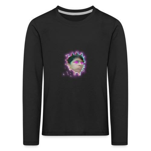 DEIDTONpr - Camiseta de manga larga premium niño