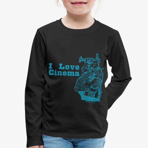 Photography 9AZ - Camiseta de manga larga premium niño