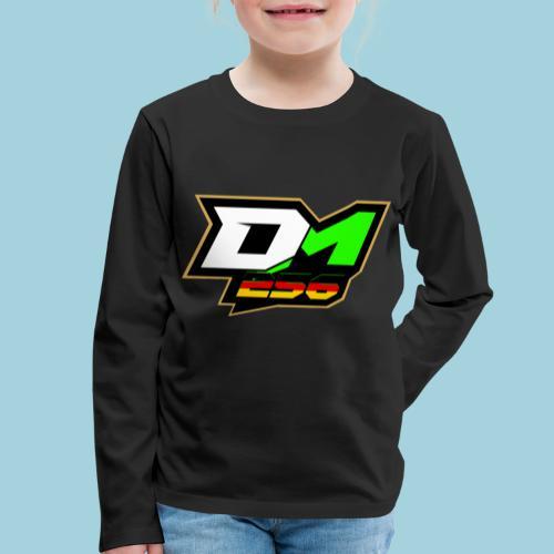 Dominik Möser - Kinder Premium Langarmshirt
