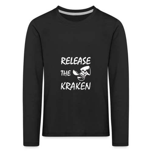 Release The Kraken - Kids' Premium Longsleeve Shirt