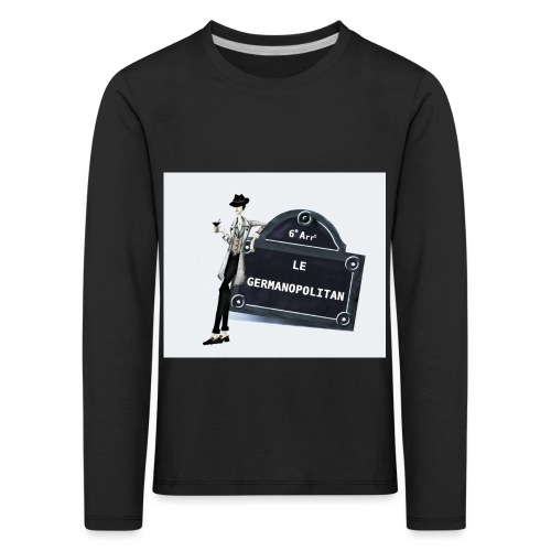 Sac Le Germanopolitan - T-shirt manches longues Premium Enfant