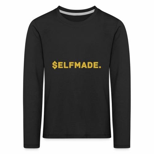 Millionaire. X $ elfmade. - Kids' Premium Longsleeve Shirt