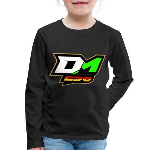 Dominik Mösedr - Kinder Premium Langarmshirt