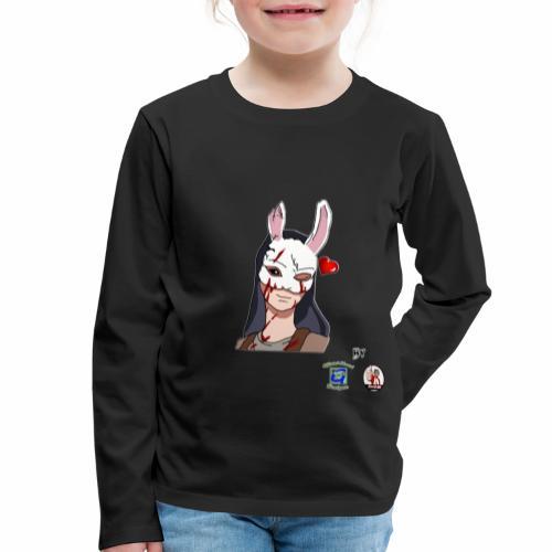 Huntress Love - Maglietta Premium a manica lunga per bambini