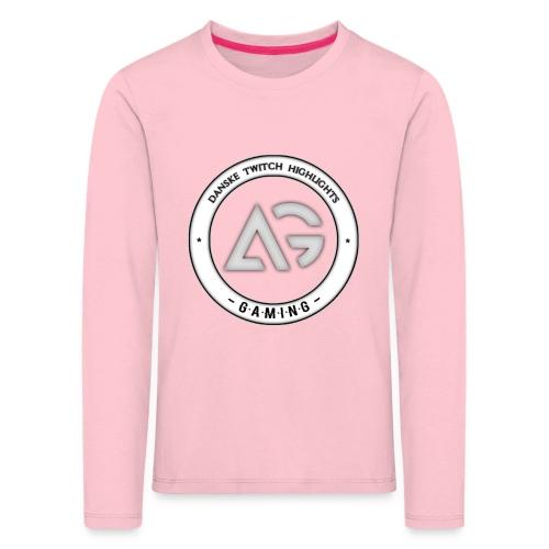 Amdi - Børne premium T-shirt med lange ærmer