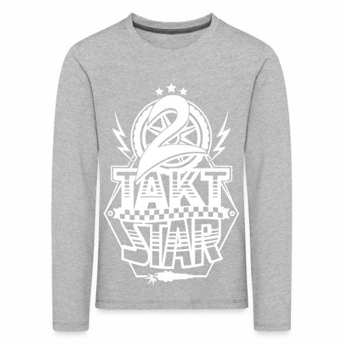 2-Takt-Star / Zweitakt-Star - Kids' Premium Longsleeve Shirt