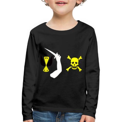 Christopher Moody Flag - T-shirt manches longues Premium Enfant