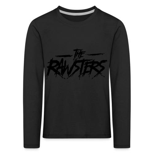The Rawsters Logo - T-shirt manches longues Premium Enfant