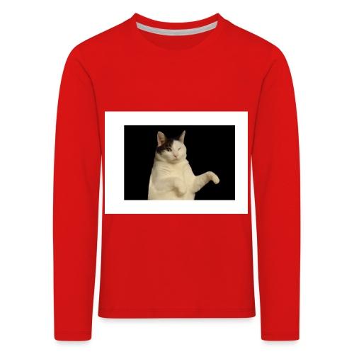 Kitty cat - Kinderen Premium shirt met lange mouwen
