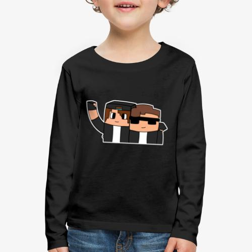 RTGaming - Kinderen Premium shirt met lange mouwen