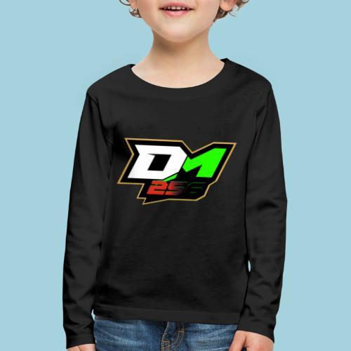 Dominik Möser 2 - Kinder Premium Langarmshirt
