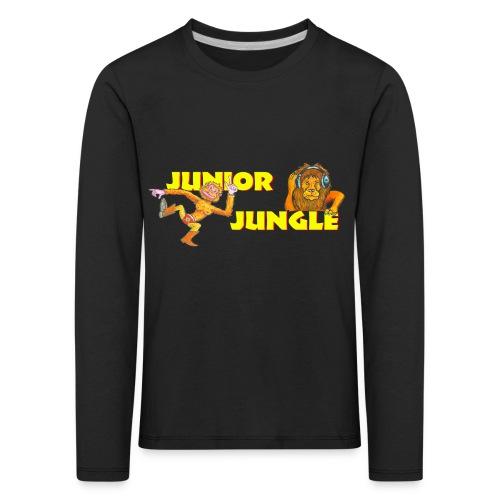T-charax-logo - Kids' Premium Longsleeve Shirt