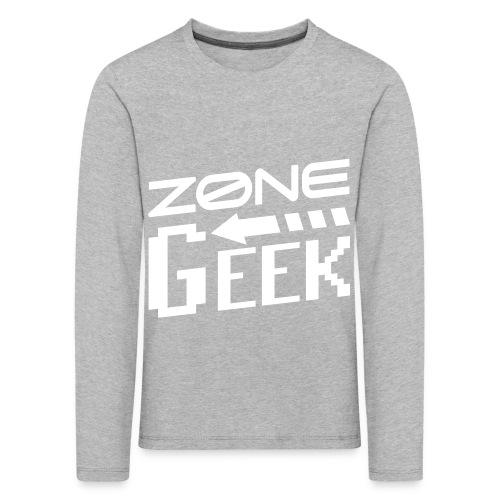 NEW Logo Homme - T-shirt manches longues Premium Enfant