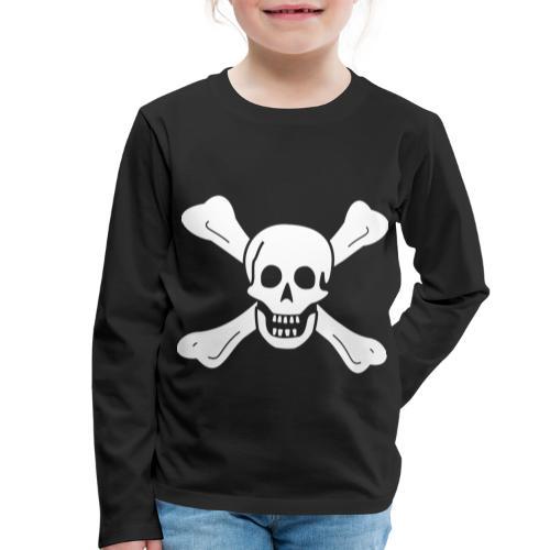 Richard Worley Flag - T-shirt manches longues Premium Enfant