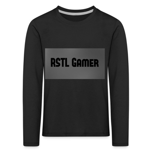 RSTL Gamer Limted time merch - Kids' Premium Longsleeve Shirt