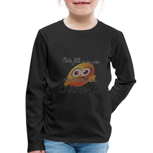 cette fille - T-shirt manches longues Premium Enfant