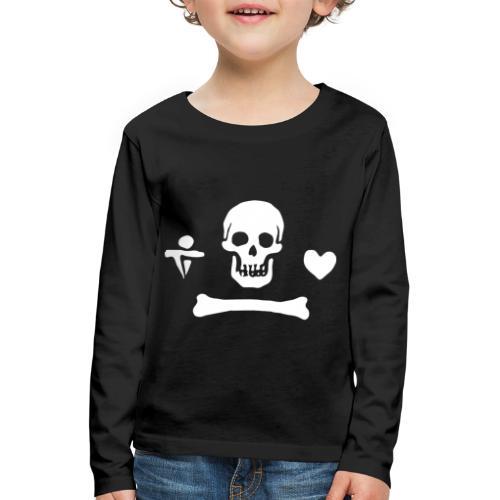 Stede Bonnet Flag - T-shirt manches longues Premium Enfant