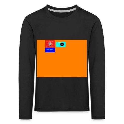 logo - Kinderen Premium shirt met lange mouwen