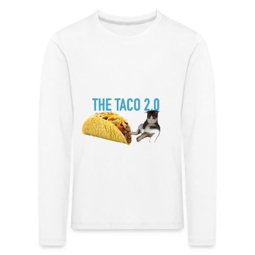 IMG 2232 - Långärmad premium-T-shirt barn
