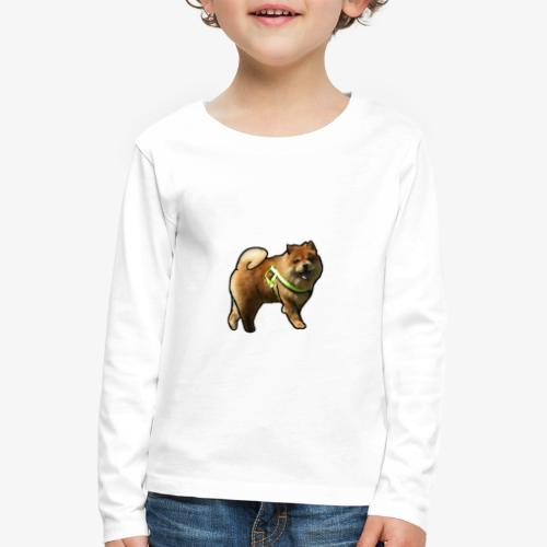 Bear - Kids' Premium Longsleeve Shirt