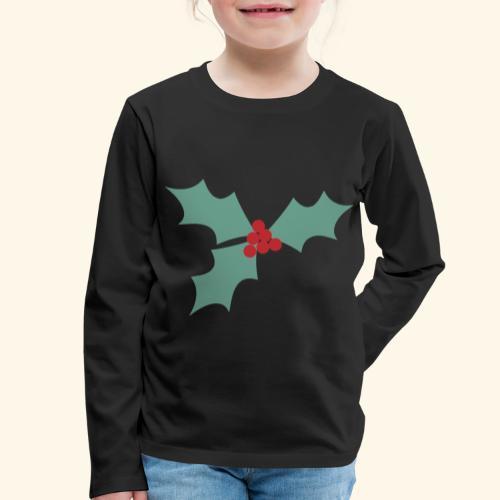 Common holy - T-shirt manches longues Premium Enfant