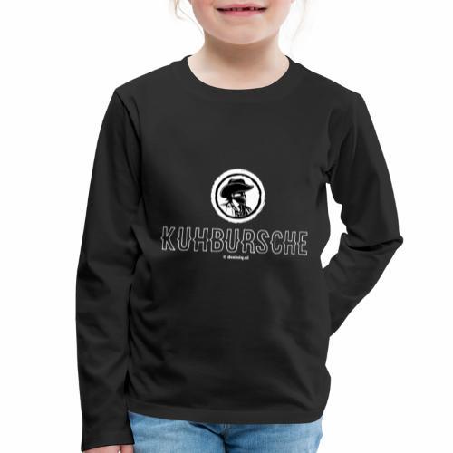 Kuhbursche - Kinderen Premium shirt met lange mouwen