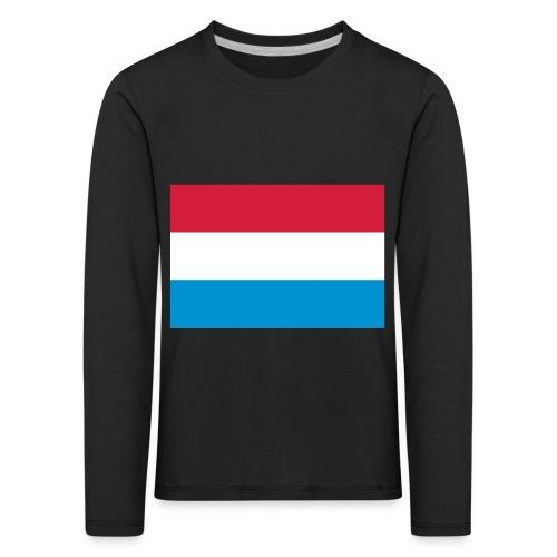 The Netherlands - Kinderen Premium shirt met lange mouwen
