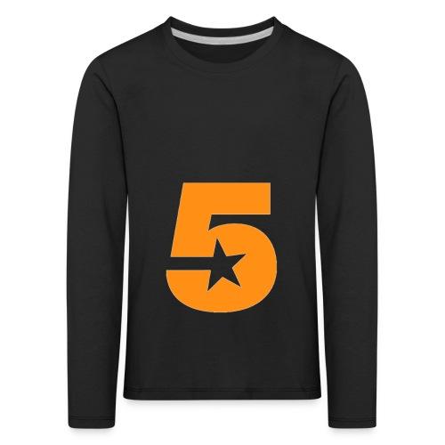 No5 - Kids' Premium Longsleeve Shirt