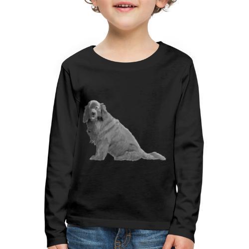 newfoundland - Børne premium T-shirt med lange ærmer