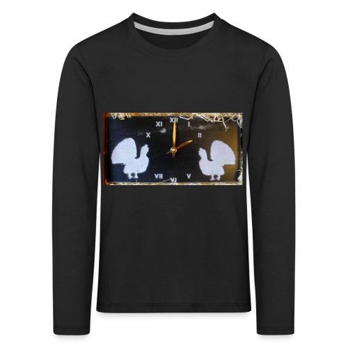 Metsot - Lasten premium pitkähihainen t-paita