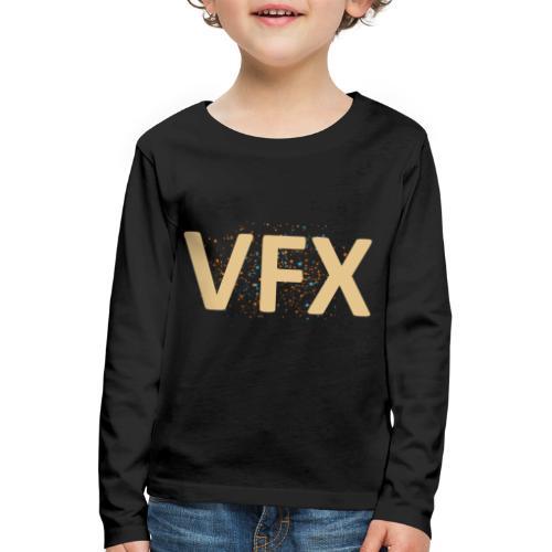 vfx - Kinder Premium Langarmshirt