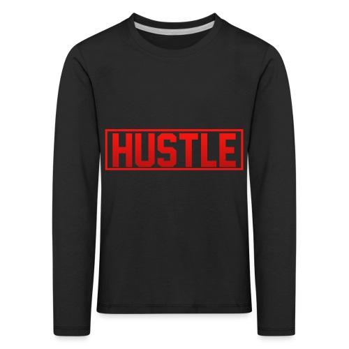 Hustle - Kids' Premium Longsleeve Shirt