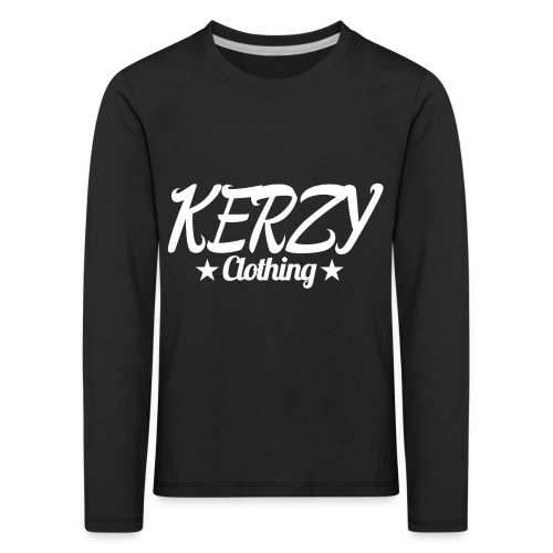 Official KerzyClothing T-Shirt - Kids' Premium Longsleeve Shirt