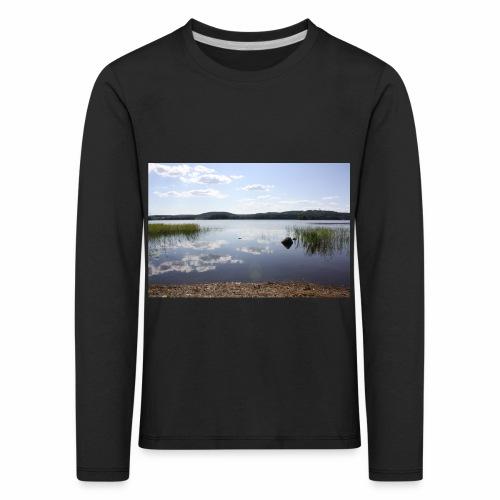 landscape - Kids' Premium Longsleeve Shirt