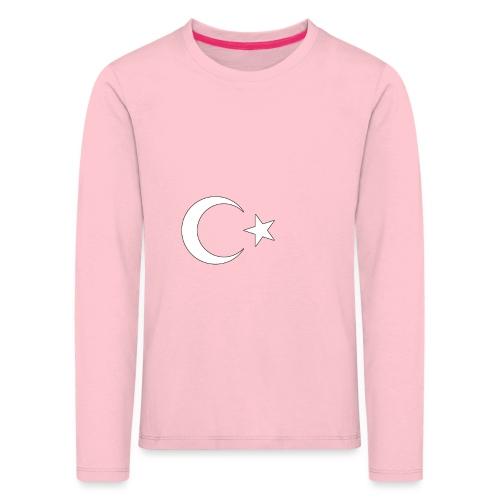 Turquie - T-shirt manches longues Premium Enfant