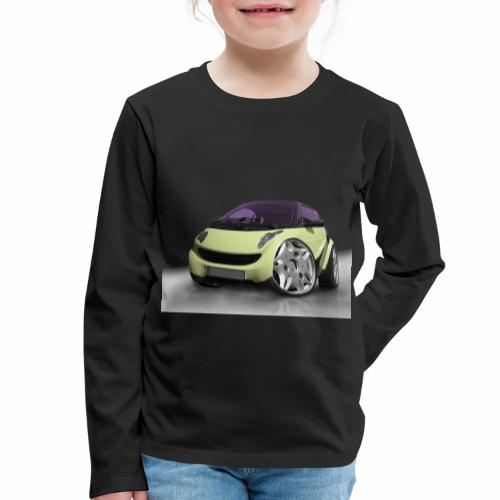 Smart, For two, Auto, Tuning, lustig - Kinder Premium Langarmshirt