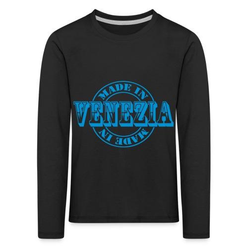 made in venezia m1k2 - Maglietta Premium a manica lunga per bambini