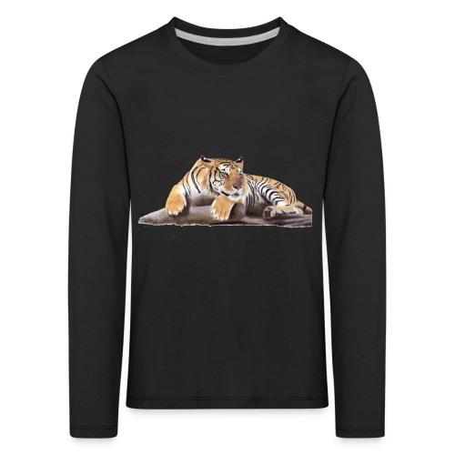Tiger - Kids' Premium Longsleeve Shirt
