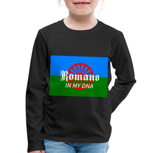 flaglennyinmydna - Långärmad premium-T-shirt barn