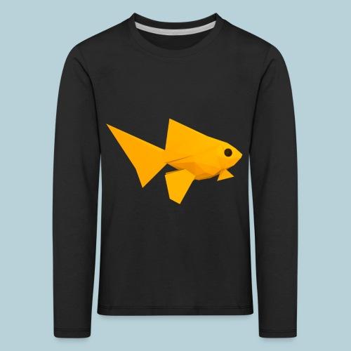 RATWORKS Fish-Smish - Kids' Premium Longsleeve Shirt