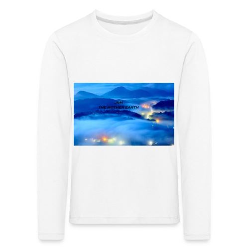 the mother earth collection 2017 - T-shirt manches longues Premium Enfant