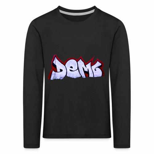 Demo - T-shirt manches longues Premium Enfant