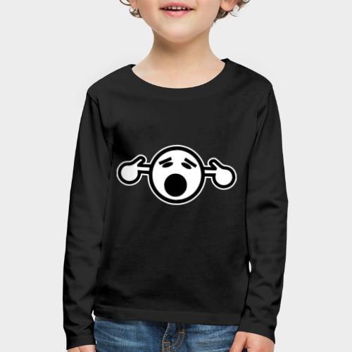 NO TE OIGO - Camiseta de manga larga premium niño