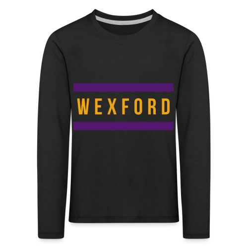 Wexford - Kids' Premium Longsleeve Shirt