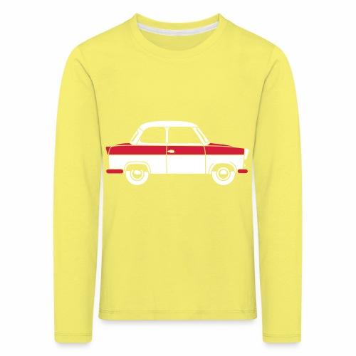 Trabant 500 Coupé 2c - Kids' Premium Longsleeve Shirt